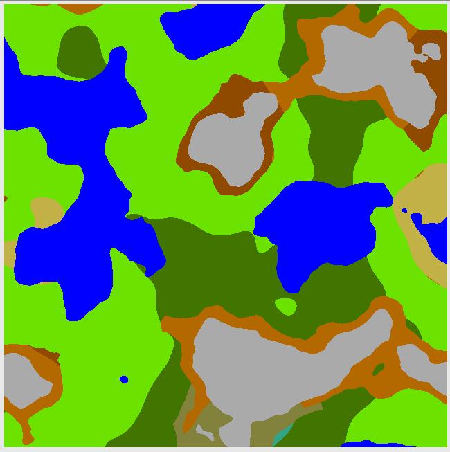 Mountain Biome Map – Jerusalem House
