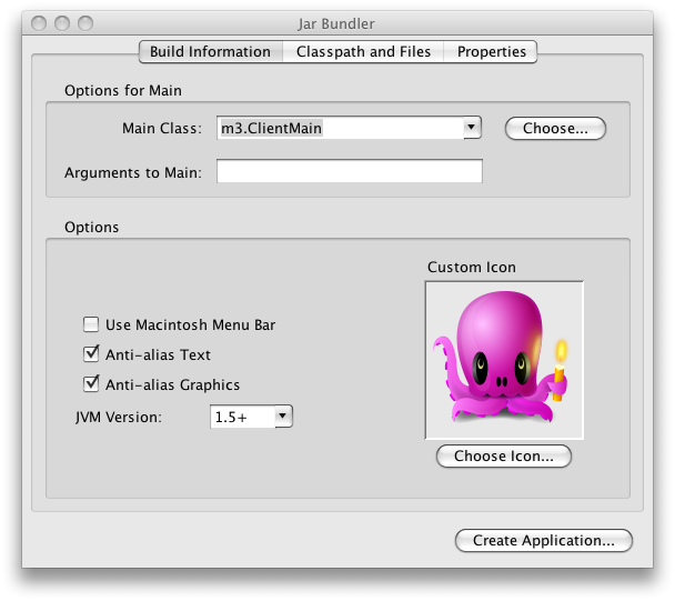 Howling Moon Software » Make an Mac OSX App Bundle for your